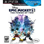 Epic Mickey 2 The Power Of Two Ps3 Disco Fisico Nuevo
