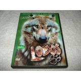 Dvd Wild Life Lobos Imagens Inéditas Novo Original Lacrado