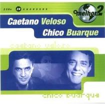 Cd Caetano Veloso Chico Buarque O Melhor De 2