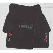 Tapetes Personalizados L200 Sport Mitsubishi Hpe 4x4 Gls