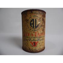 Antiga Lata Lubirficante De Desnatadeira Alfa Laval