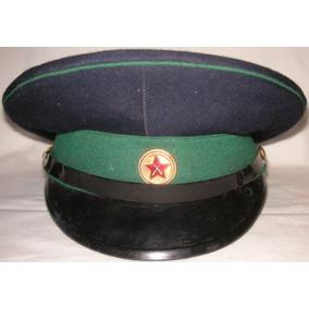 Quepe Militar Russo De Oficial Antiga União Soviética 1930