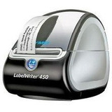 Impressora Etiquetas Adesivas Térmica Labelwriter 450 Dymo