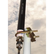 Antena Omni 25dbi Pro Wireless Alcance 4.8km Profissional