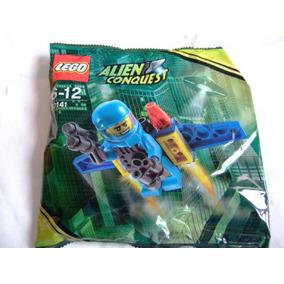 Lego Alien Conquest Importado Promo - Na Embalagem