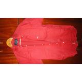 Camisa Zefirelli Vermelha*****