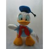 Pelúcia Pato Donald Disney Sega Perfeita