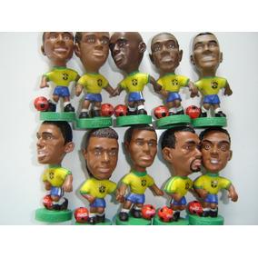 Troco Mini Craques Coca-cola Brasil Copa 98 Coleção Trocas