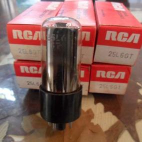 Válvula 25l6gt Nova Na Caixa 25l6 Amplificador Valvulado