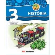 História 3 Projeto Buriti 1ª Edição Ed. Moderna
