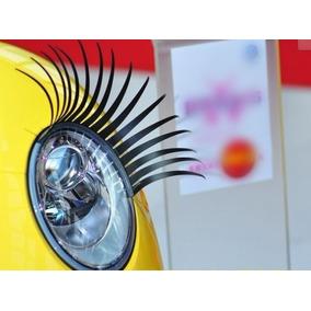 Cilios Postiços Para Carros - Frete Grátis Para Todo Brasil