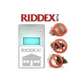 Paquete De 3 Riddex Plus Sistema De Control De Plagas