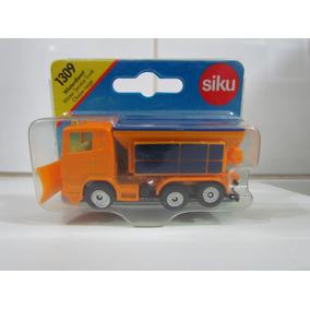 Siku - Scania Winter Service Truck - Escala 1/87