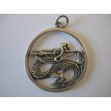 Pingente Prata 925 Dragão