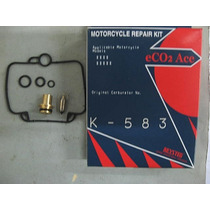 Reparo Carburador Dr350 Gs500 Dr800 Gsx1100 Keyster K-583