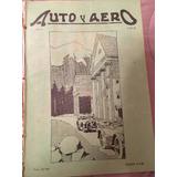 Motos Chile Auto Y Aero 1919 Aprox Nro 82 Revista