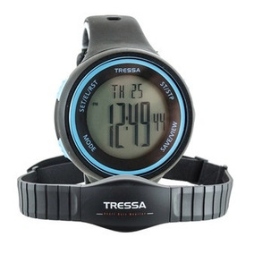 Reloj Tressa Hr9125 Pulso Cardio Running Cal Zonas Wr Active