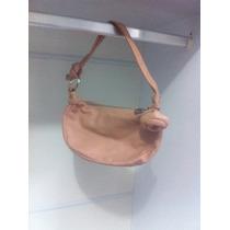 Bolsa Em Couro Smart Bag