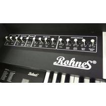 Órgão Digital Rohnes Onix Plus Preto. Compre O Seu Na Jubi.