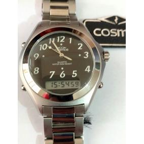b62974b86f8 Epoca Cosm Ticos - Relógios no Mercado Livre Brasil