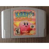 Kirby 64 Para Nintendo 64
