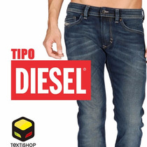 Pantalon De Caballero Jeans Diesel Mayor Y Detal Textishop