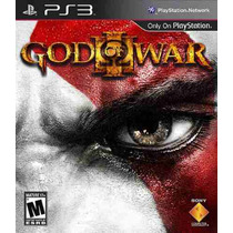 God Of War 3 Mídia Física Ps3
