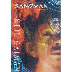 Sandman Volume 4 Edição Definitiva Panini Lacrada