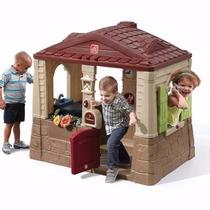 Casa Para Niños Step2 Neat And Tidy Cottage Juguetes Niños