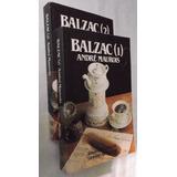 Balzac- André Maurois- 2 Tomos- Salvat