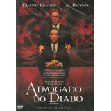 Dvd Filme - Advogado Do Diabo (legendado/lacrado)