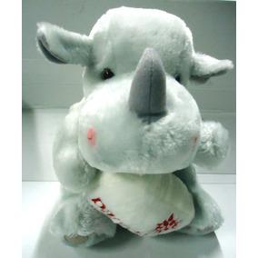 Parmalat - Rinoceronte Raro - Em Ótimo Estado