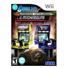 Jogo Gunblade Ny And La Machineguns Arcade Hits Pack Do Wii