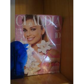 Coleção Revista Cláudia Editora Abril Tenho Várias Revistas!