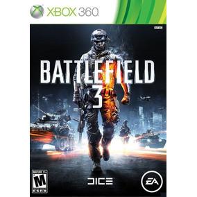 Jogo Novo Lacrado Ntsc Original Battlefield 3 Para Xbox 360