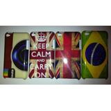Capa Ipod Touch 4 4g Bandeira Da Inglaterra Uk