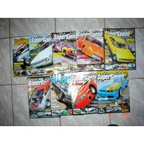 Revista Super Speed Tunning Arrancada Carro Turbo Aspirado