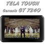 Tela Vidro Touch Tablet Genesis Gt 7240 , 7204 Original
