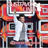 Cd Gustavo Lima - Ao Vivo Em Sao Paulo