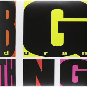 Duran Duran Big Thing Vinilo Doble 2 Lp Ed Limitada Nuevo