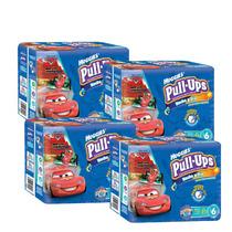 Caja De Pull Ups Noche Y Día E6 Niño Paq. 25 - 100 Pañales
