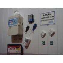 Sistema De Alarme Residencial Sem Fio Discador Gsm Com Vídeo