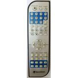 Controle Remoto Para Dvd Eletrovision Ev-300 Ev-407 Ev-597