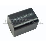 Bateria Np-fh50 P Sony Dcr-sr12 Dcr-sr42 Dcr-sr220 Dcr-sr40