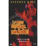 As Vezes Eles Voltam Para Sempre Dvd Stephen King Original