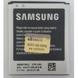 Bateria Samsung Galaxy S3 Slim Sm-g3812 Sm-g3812b Original