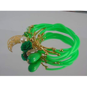 Semanario Plastico Verde