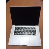 Macbook Pro Retina 15 A1398 Desarme