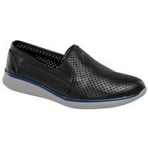 Zapato Flexi 28202 Ng Piel Dama Pv