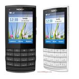 Capa Silicone Tpu Celular Nokia X3-02